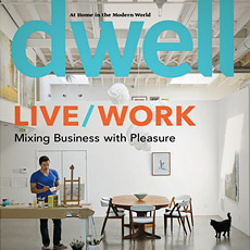 Dwell Magazine November 2010