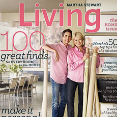 Martha Stewart Living September 2010
