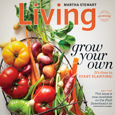 Martha Stewart Living March 2011