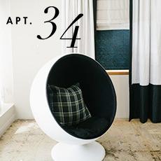 Apartment 34, November 2016