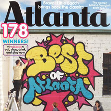 Atlanta Magazine October 2015