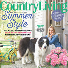 Country Living, May 2016