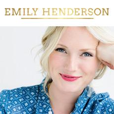Emily Henderson January 2013