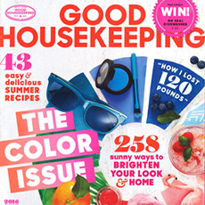 Good Housekeeping, June 2016