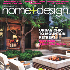 Denver Home + Design August 2015