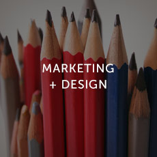 Join the marketing + design team!
