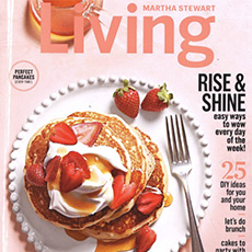 Martha Stewart Living, May 2017