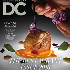 Modern Luxury DC, June 2016