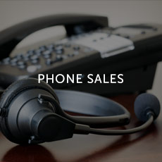 Join the phone sales team!