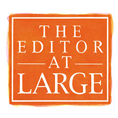 The Editor At Large September 2017