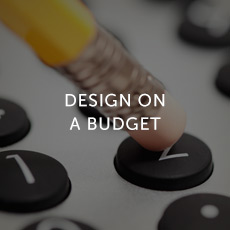 Design On A Budget