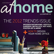 At Home With Century 21 Jan/Feb 2012