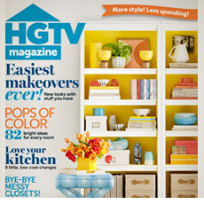 HGTV Magazine Jan/Feb 2013