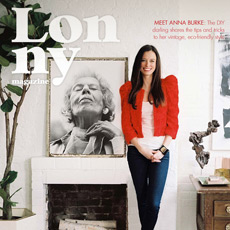 Lonny Magazine March/April 2012