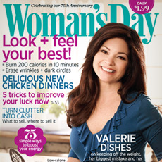 Woman's Day January 2012