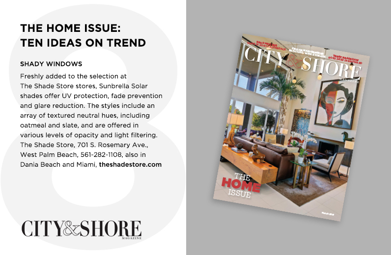 City & Shore Magazine March 2019