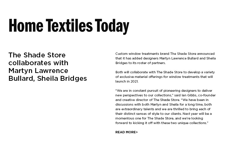Home Textiles Today October 2020