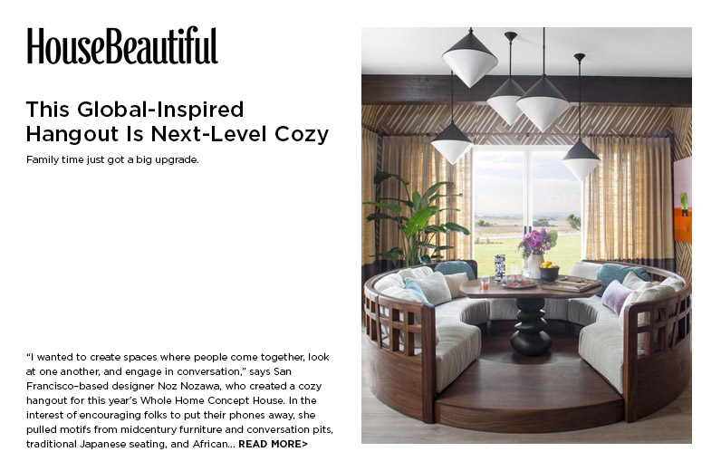 House Beautiful October 2020