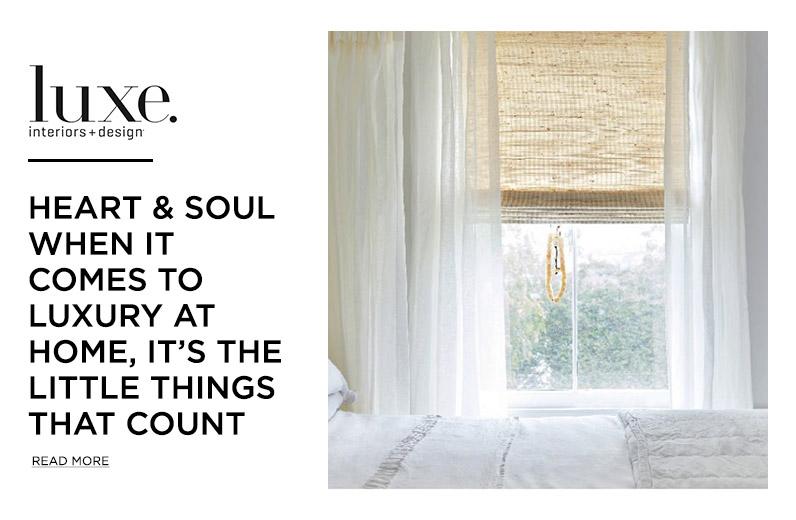 Luxe Interiors + Design Sept/Oct 2020
