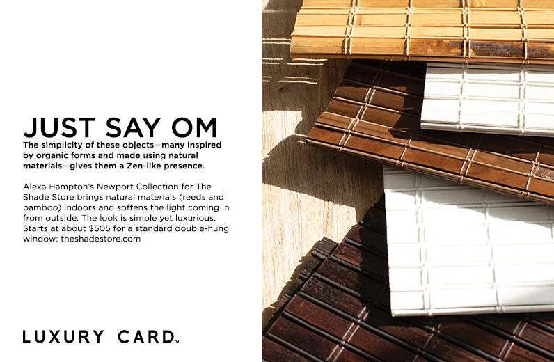 Luxury Card April 2020