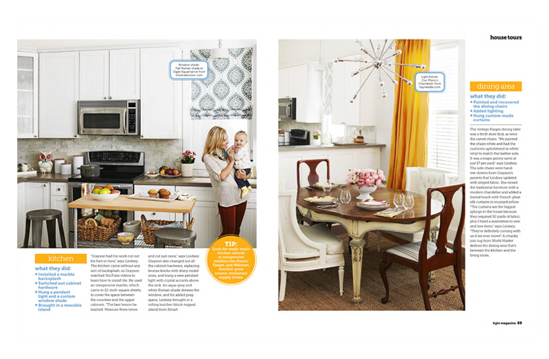 HGTV Jan/Feb 2013