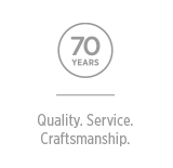 Over 70 Years of Experience