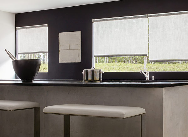 kitchen solar shades