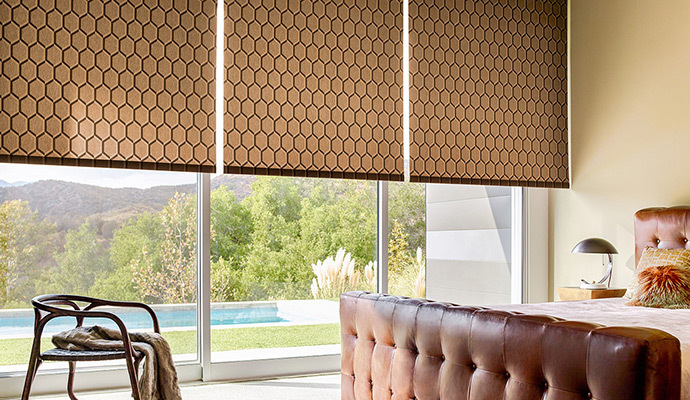 cordless roller shades