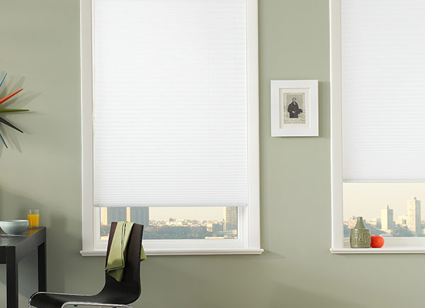 kitchen cellular shades