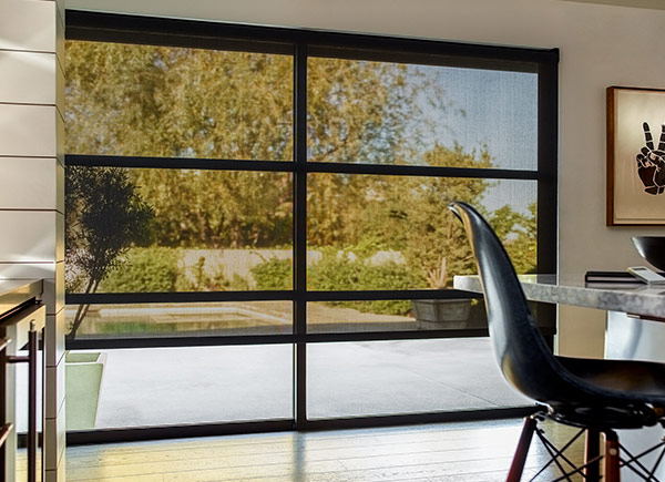 Motorized blinds motorized shades the shade store Motorized window shades cost