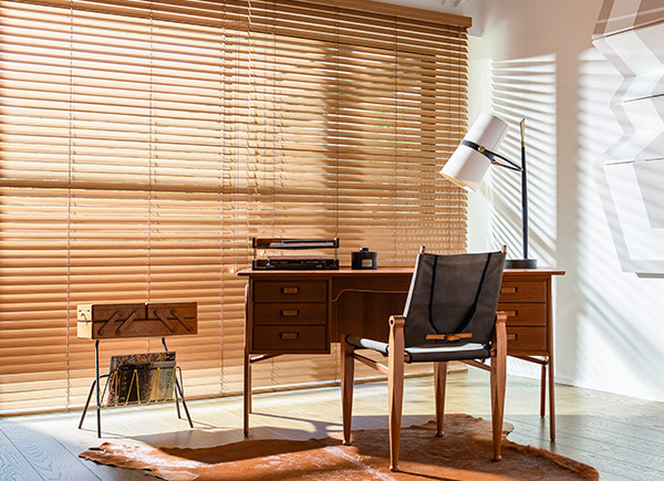 "Wood Blinds | 2"" High Gloss 
