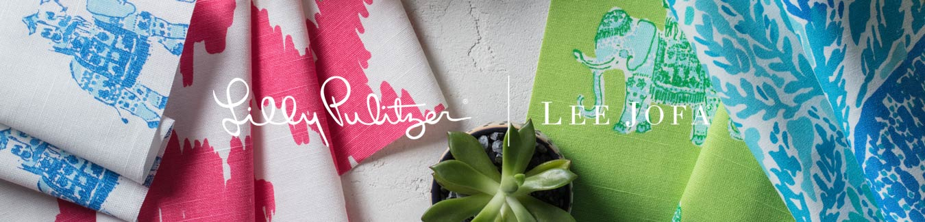 The Lilly Pulitzer Collection for The Shade Store