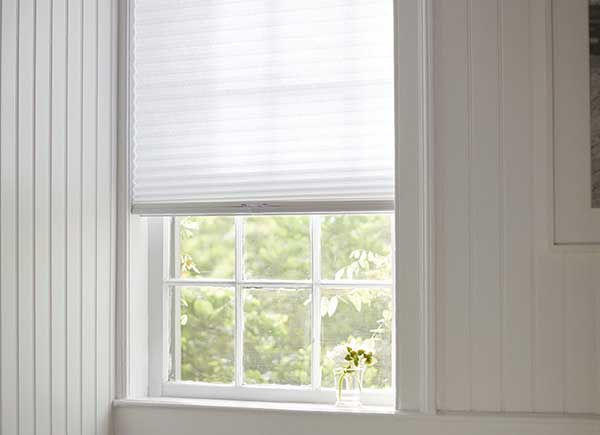 """3/4"""" Single Cell Light Filtering, Color: Lace"""