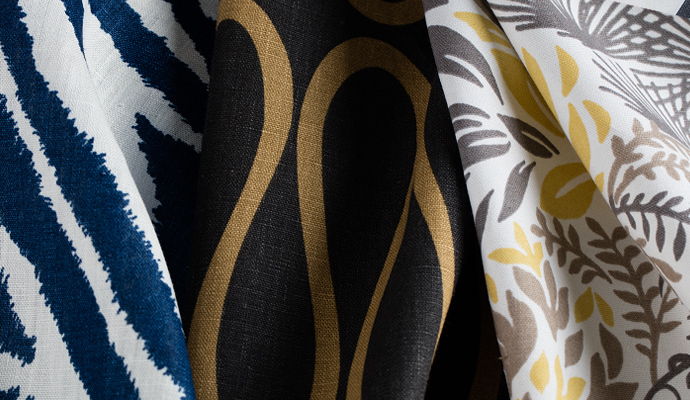 Exclusive Designer Fabric Collections