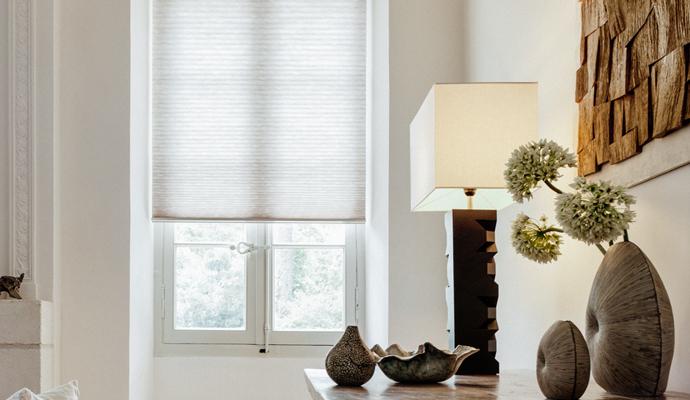 popular light filtering cellular shades