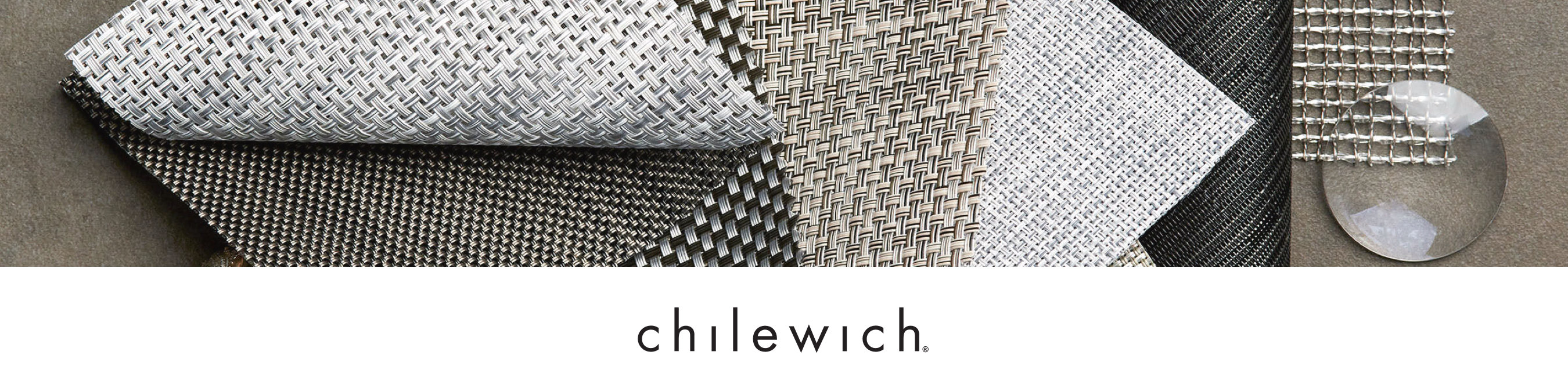 chilewich for the shade store