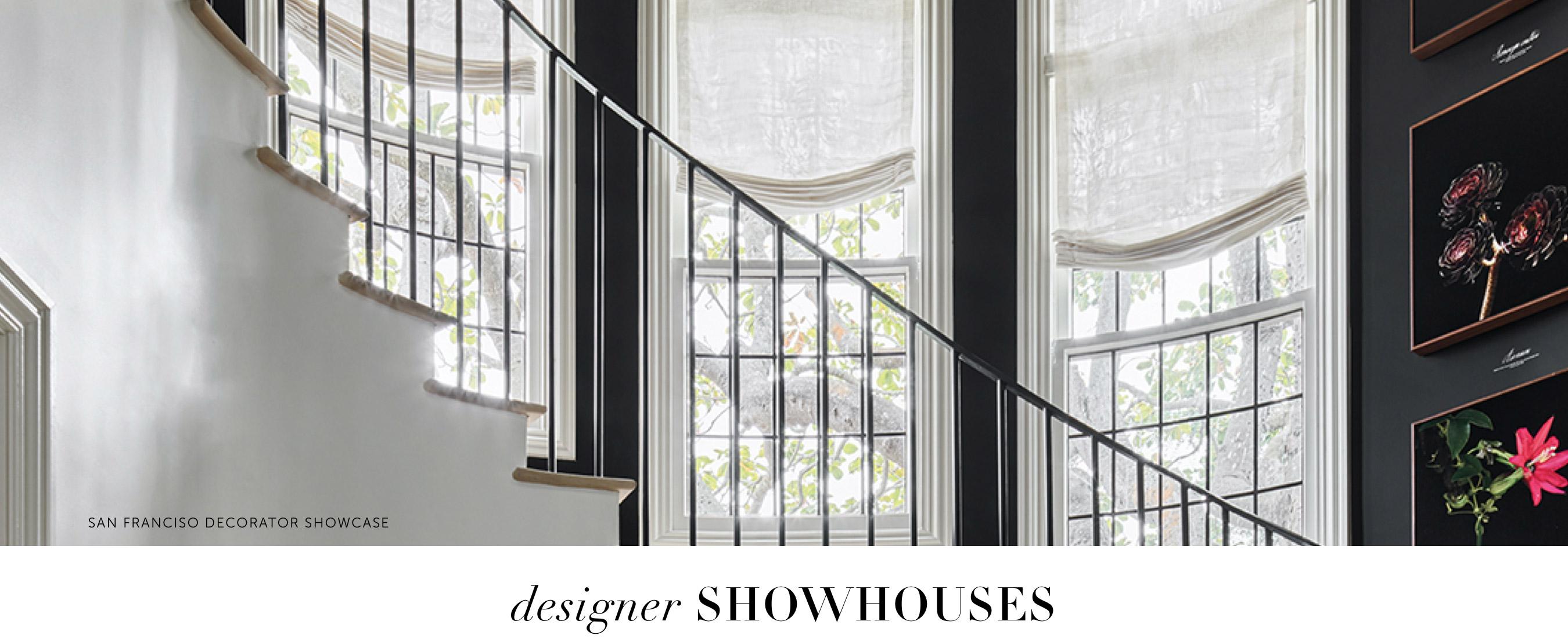Designer Showhouses