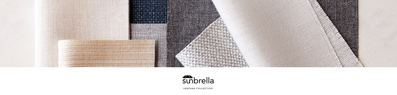 sunbrella ventana collection for the shade store
