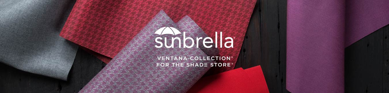 sunbrella ventana collection for the shade store