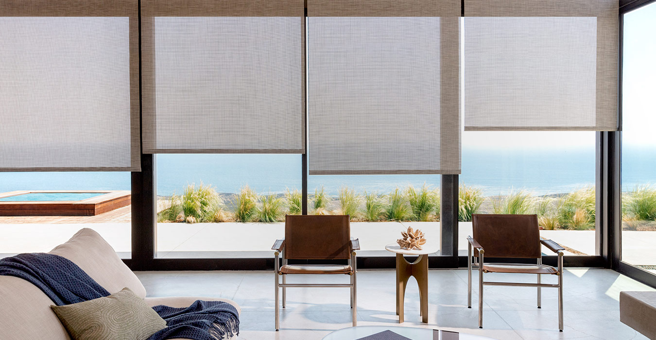 Custom Window Shades Blinds And D The Shade