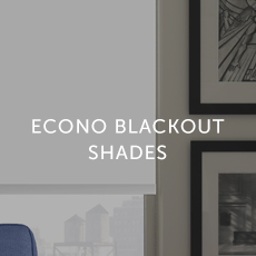 Measuring For Econo Blackout Shades