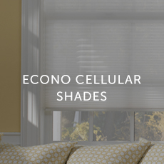 Measuring For Econo Cellular Shades