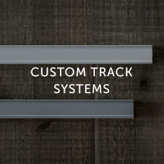 Installation For Custom Track Systems