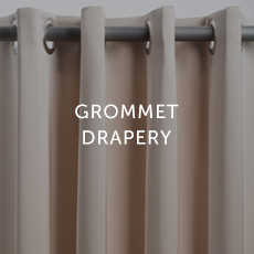 Installation For Grommet Drapery