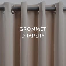 Installation For Grommet Drapery