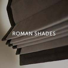 Installation For Roman Shades