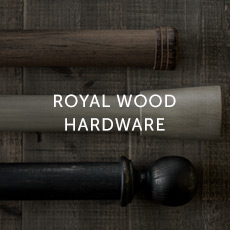 Installation For Royal Wood Hardware