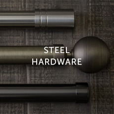Installation For Steel Hardware