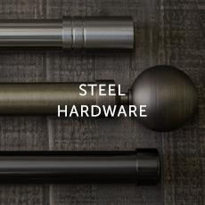 Installation For Steel Hardware