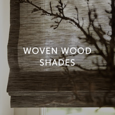 Installation For Woven Wood Blinds